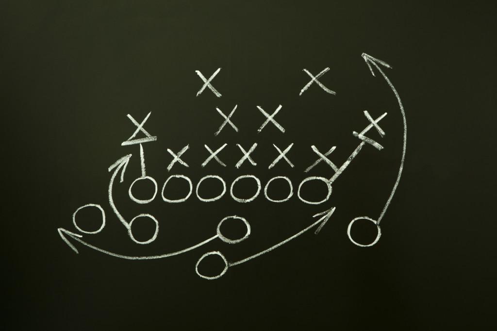 Calling Audibles Part XVII:  Game Plan
