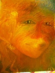 """""""Always Dancing"""" by Ani Rose Whaleswan, artist, survivor"""