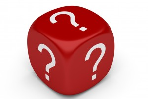 iStock question marks