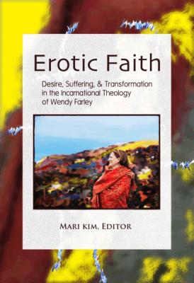 """Erotic Faith"" book cover"