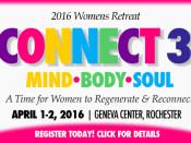 Connect 3 Women's Retreat