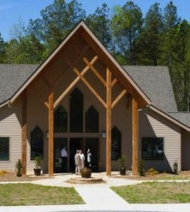 Chapel in the Pines NC